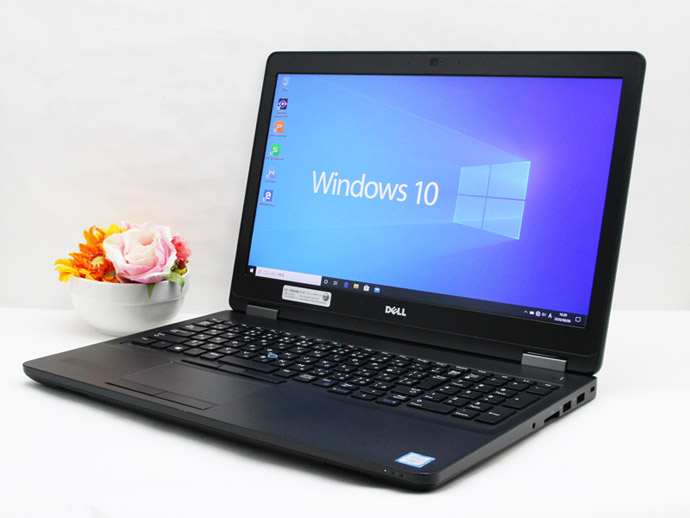 【中古】あす楽 WEBカメラ搭載 送料無料 ノートパソコン Radeon R9 M360搭載Office付き Windows10 DELL Precision 3510 Core i7 6700HQ 2.6GHz メモリ 16GB 新品SSD 512GB E12