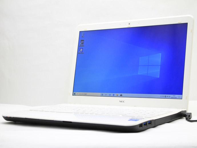 【国内配送】 WEBカメラ搭載 送料無料 ノートパソコン Office付き Windows10 NEC LaVie S LS450/JS1YW PC-LS450JS1YW Core i3 3110M 2.4GHz メモリ 8GB 新品 SSD 256GB DVD-RW Bランク Y12, 豊中市 7584ee82