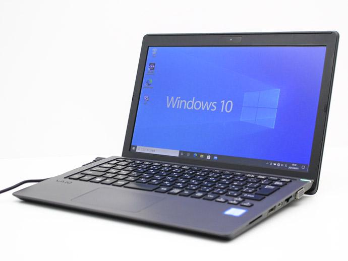 Office付き Core i5 新品SSD搭載 中古 あす楽 WEBカメラ搭載 テレワークに最適 送料無料 ノートパソコン Windows10 VAIO 豊富な品 メモリ 6200U 半額 新品SSD256GB 8GB J29 2.3GHz Cランク S11 VJS111D11N