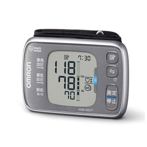 OMRON オムロン 手首式血圧計 HEM-6323T【即納・送料無料】