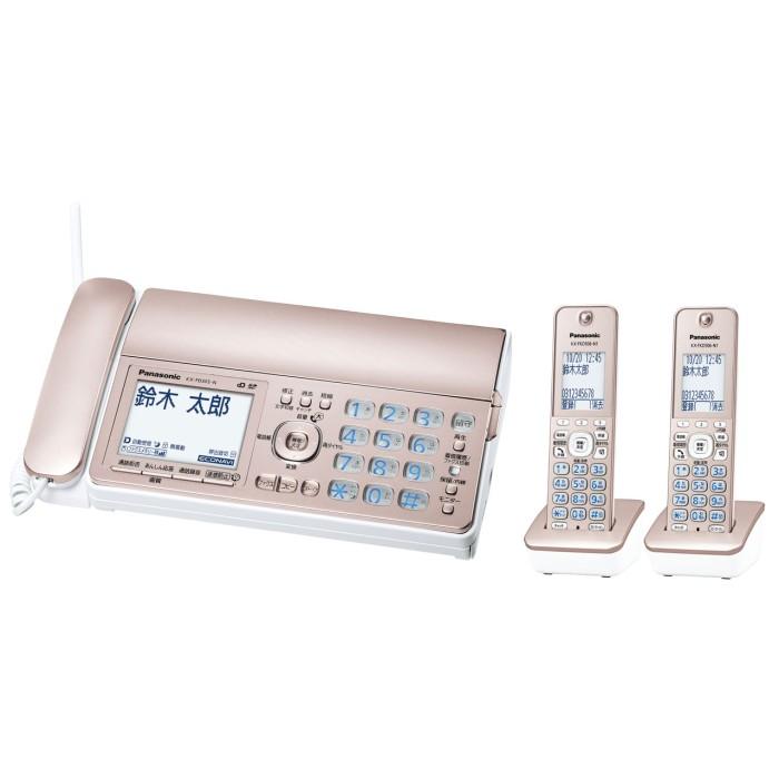 独特な Panasonic パナソニック デジタルコードレス普通紙FAX おたっくす パナソニック おたっくす KX-PD305DW-N ピンクゴールド【即納 Panasonic・送料無料】, 文具屋さん:a3b9565c --- anthonysullivan.biz