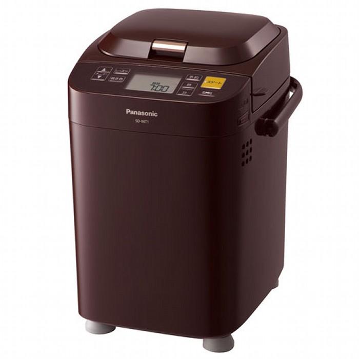 Panasonic ホームベーカリー SD-MT1-T ブラウン 1斤タイプ パナソニック【即納・送料無料~】