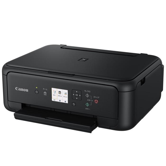 CANON キャノン インクジェットプリンター PIXUS TS5130BK ブラック 【即納・送料無料】
