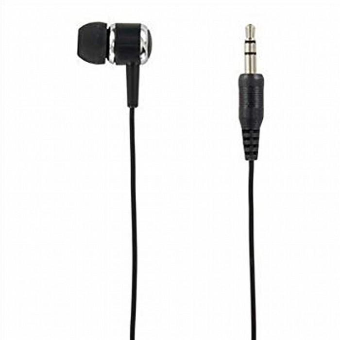 左右の音を片耳で ヤザワ カナル型片耳イヤホン TMS1061BK 絶品 ブラック 1m 即納 YAZAWA ステレオプラグ 送料無料 交換無料