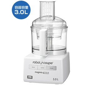 ROBOT COUPE ロボクープ フードプロセッサー MAGIMIX マジミックス RM-4200VD【送料無料・代引不可】@