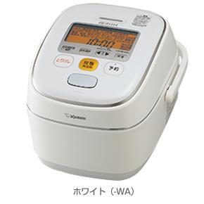 ZOJIRUSHI 象印 圧力IH炊飯ジャー 極め炊き 1升炊き NP-YS18-WA ホワイト【送料無料】
