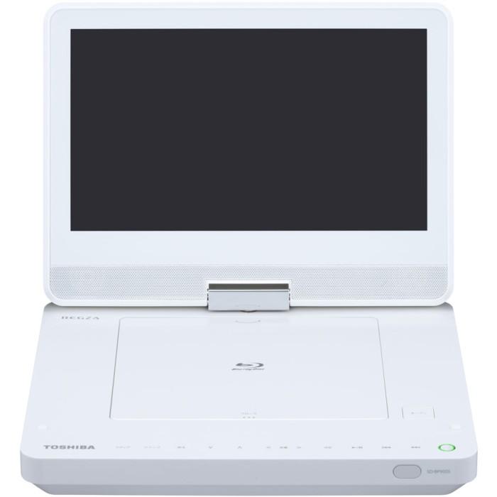 東芝 9インチ ポータブルブルーレイディスク/DVDプレーヤー REGZA SD-BP900S TOSHIBA【即納・送料無料】