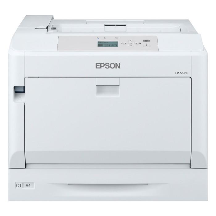 高耐久性、高速印刷。オフィスで高いパフォーマンスを発揮するスタンダードなA3カラープリンター EPSON エプソン A3 カラーレーザープリンター LP-S6160 【送料無料・代引き不可】