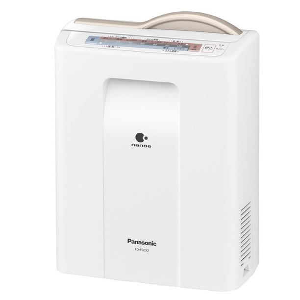 Panasonic パナソニック ふとん乾燥機 ナノイー搭載 FD-F06X2-N シャンパンゴールド【即納・送料無料】