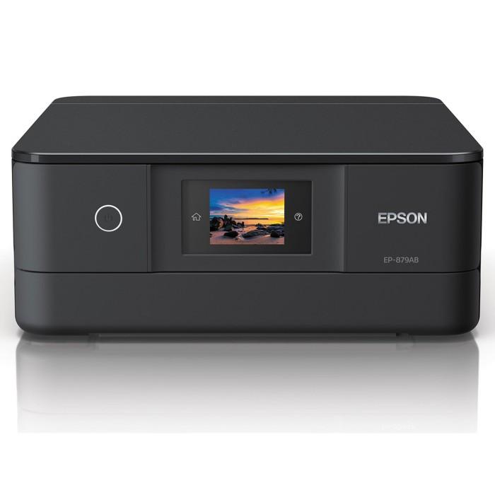 EPSON Epson inkjet printer carrario EP-807AB black
