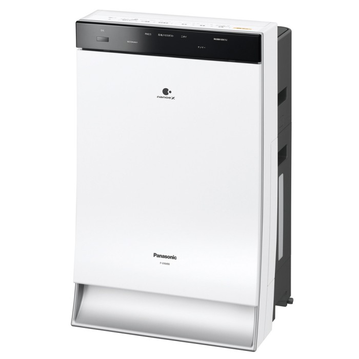 Panasonic パナソニック 加湿空気清浄機 F-VXM90-W ホワイト 【送料無料】