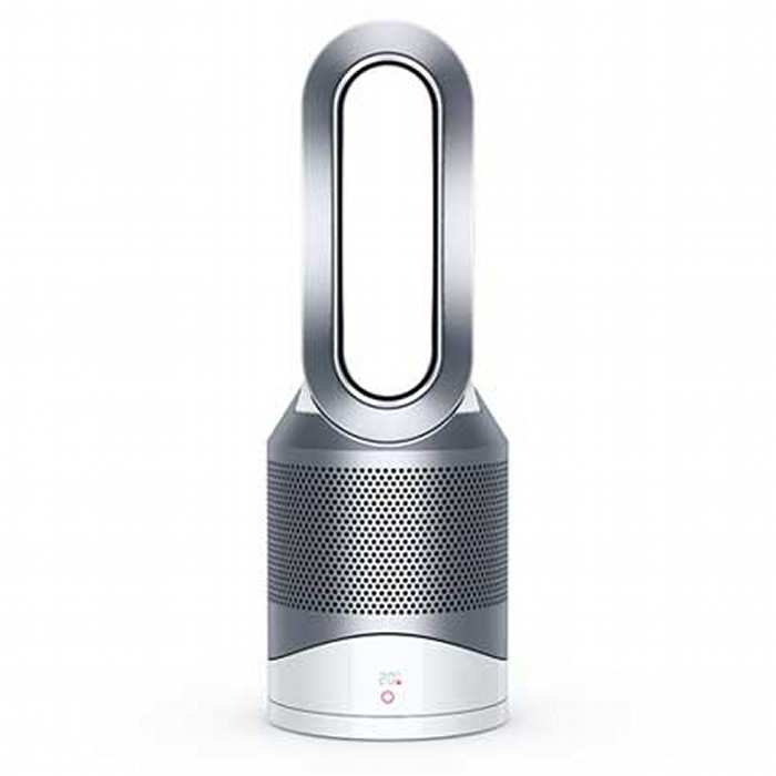 Dyson ダイソン Pure Hot + Cool HP00WS ホワイト/シルバー 扇風機/冷風扇/送風機/空気清浄機【即納・送料無料】