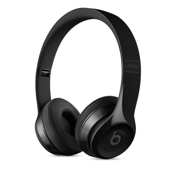 beats by dr.dre Solo3 ワイヤレスオンイヤーヘッドフォン solo3 wireless グロスブラック MNEN2PA/A【即納・送料無料】