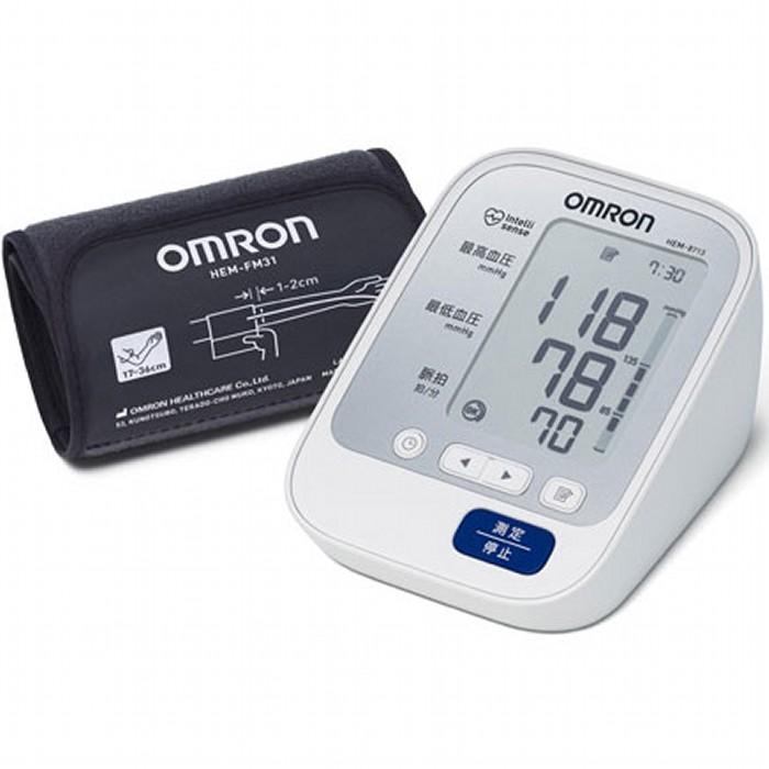 OMRON オムロン 上腕式血圧計 HEM-8713【即納・送料無料】