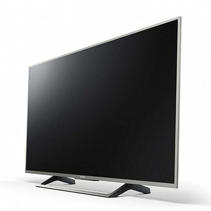 SONY ソニー 43V型 4K液晶テレビ BRAVIA KJ-43X8000E(S) ウォームシルバー【即納・送料無料・代引き不可】