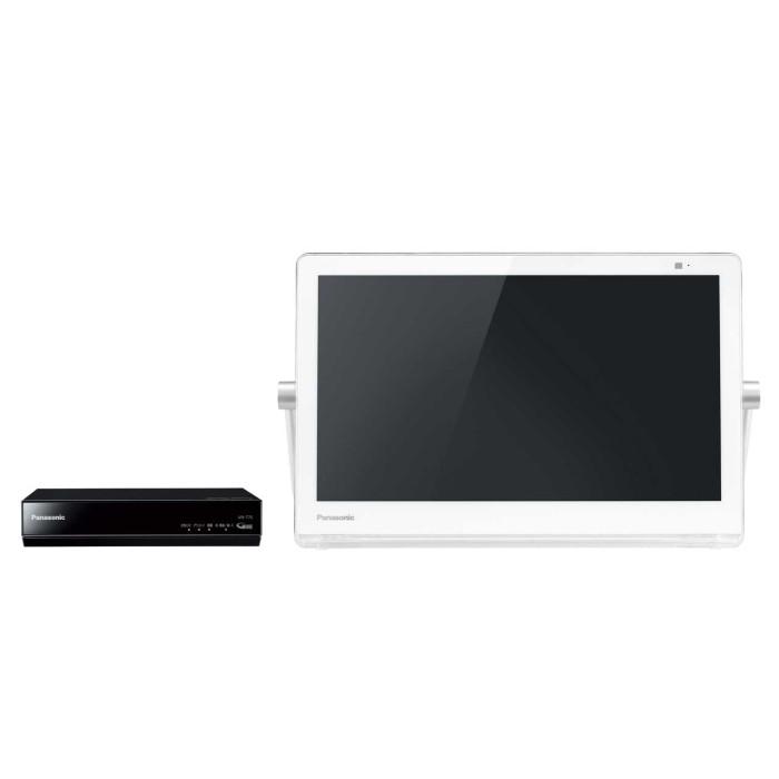 Panasonic パナソニック 15V型ポータブル液晶テレビ プライベート・ビエラ UN-15T7-W ホワイト 【即納・送料無料】