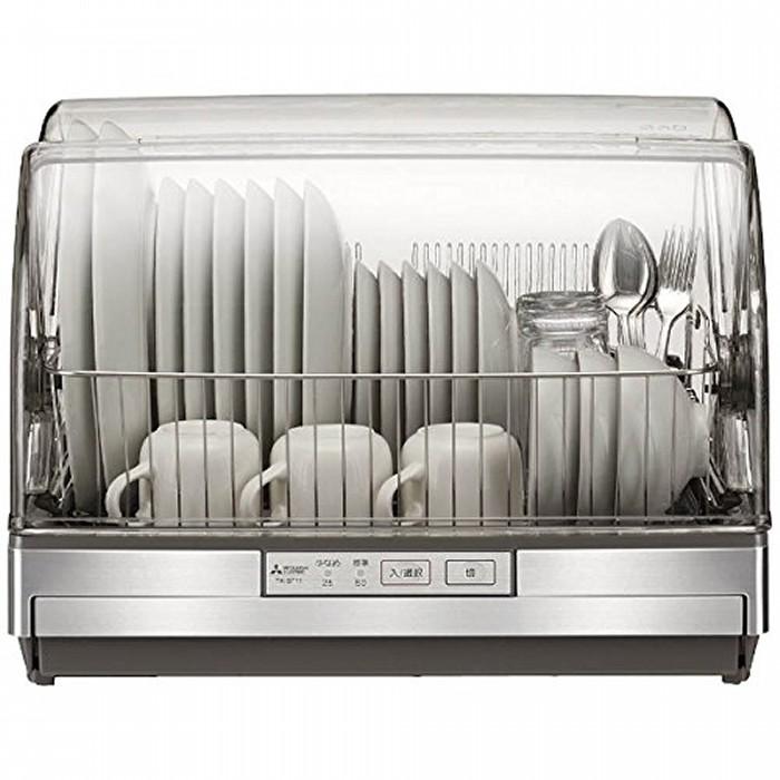 MITSUBISHI 三菱 食器乾燥器 TK-ST11-H ステンレスグレー【送料無料・即納】