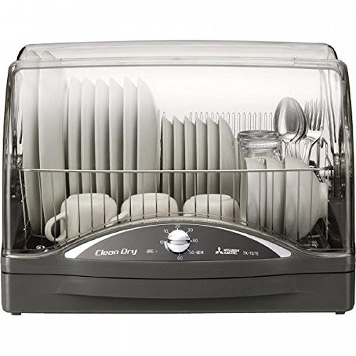 MITSUBISHI 三菱 食器乾燥器 TK-TS7S-H ウォームグレー【送料無料・即納】