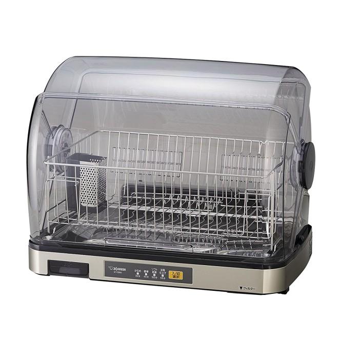 ZOJIRUSHI 象印 食器乾燥器 EY-SB60-XH ステンレスグレー【送料無料・即納】