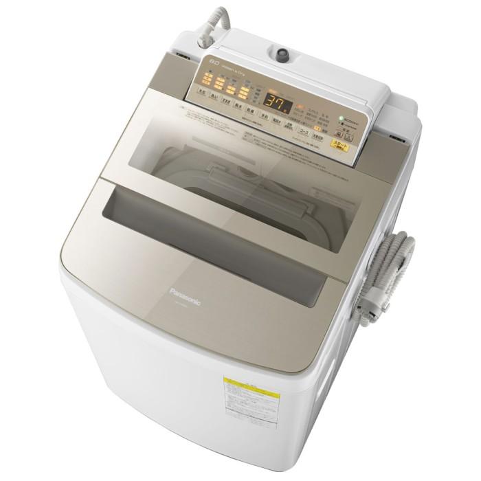 Panasonic パナソニック 洗濯乾燥機 NA-FW80S5-N シャンパン 洗濯8.0kg/乾燥4.5kg 【送料無料】【02P03Dec16】
