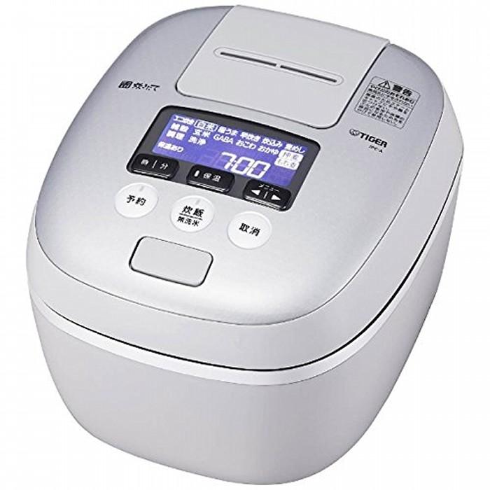 タイガー 圧力IH炊飯ジャー 炊きたて 5.5合炊き JPC-A101-WH ホワイトグレー TIGER 【即納・送料無料】