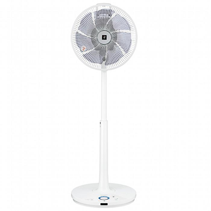 シャープ ハイポジションリビング扇風機 PJ-H3DS-W ホワイト リモコン付 SHARP 【送料無料・即納】