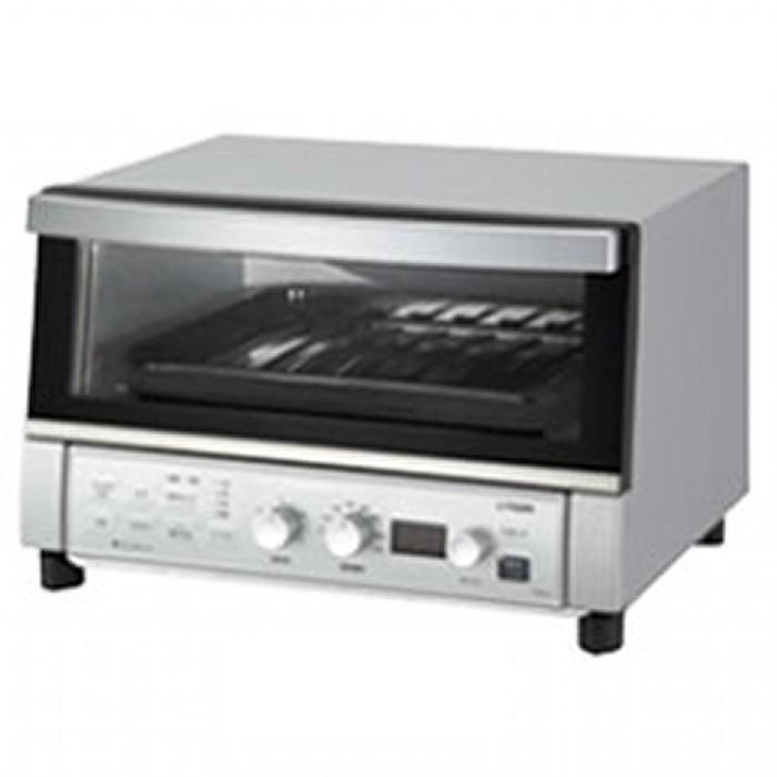 TIGER オーブントースター やきたて KAS-G130-SN シルバー タイガー 【即納・送料無料】