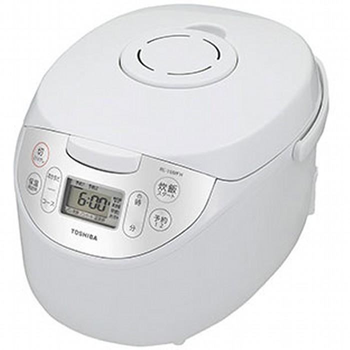 東芝 マイコンジャー炊飯器 1升 RC-18MFH ホワイト TOSHIBA【即納・送料無料】@