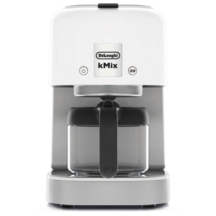 デロンギ コーヒーメーカー ケーミックス COX750J-WH クールホワイト DeLonghi 【即納・送料無料】