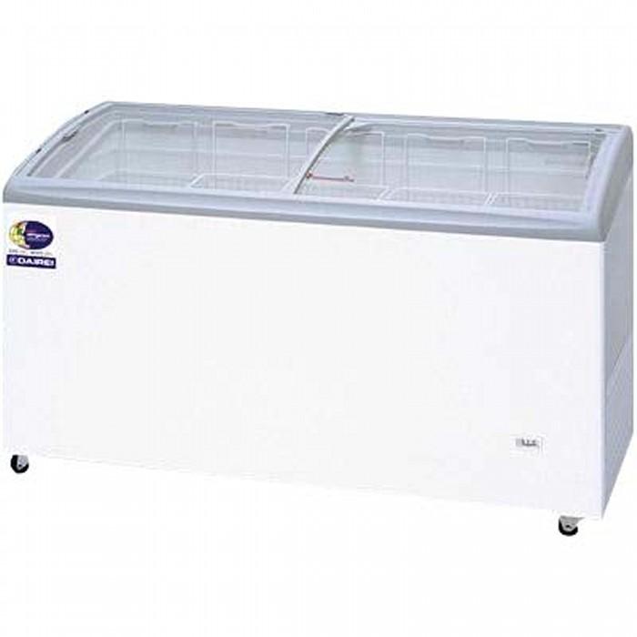 ダイレイ 無風冷凍ショーケース -25℃ 325L RIO-150SS【送料無料・代引き不可】