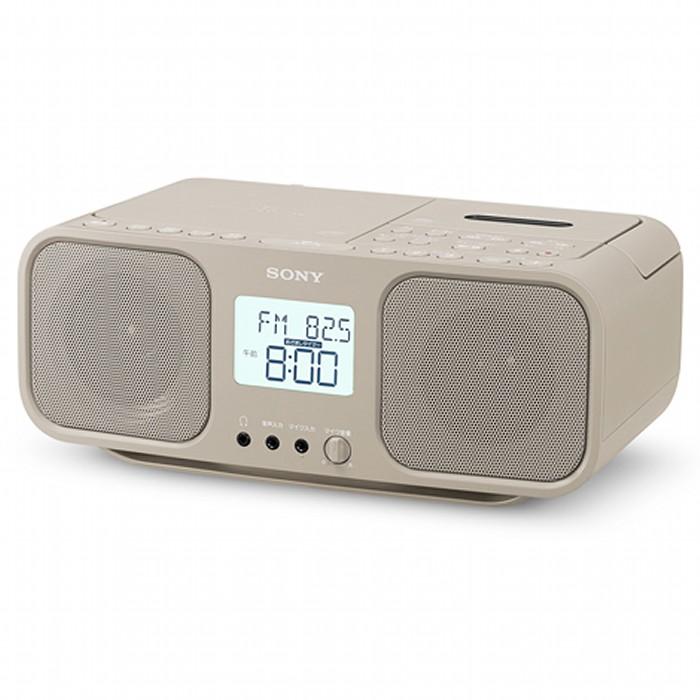 SONY CDラジオカセットレコーダー CDラジカセ CFD-S401(TI) ベージュ ソニー 【即納・送料無料~】