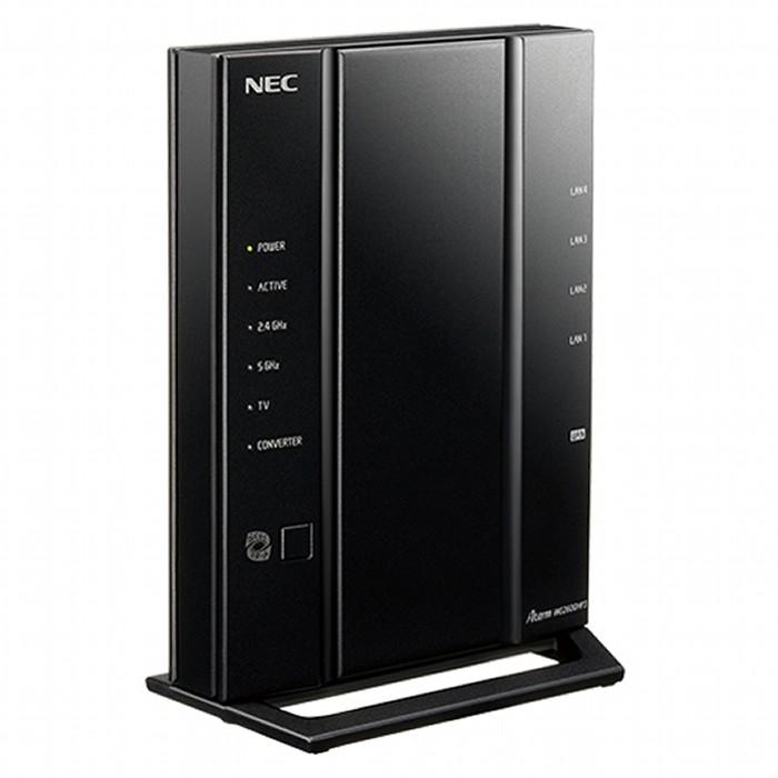 NEC 無線LANルーター Aterm WG2600HP3 PA-WG2600HP3【即納・送料無料】