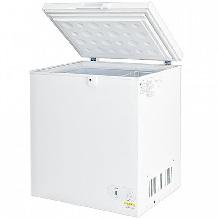 -20℃以下でしっかり冷凍保管 JCM 冷凍ストッカー 誕生日 お祝い -20℃ 152L メーカー公式 送料無料 冷凍庫 ジェーシーエム 代引き不可 JCMC-152