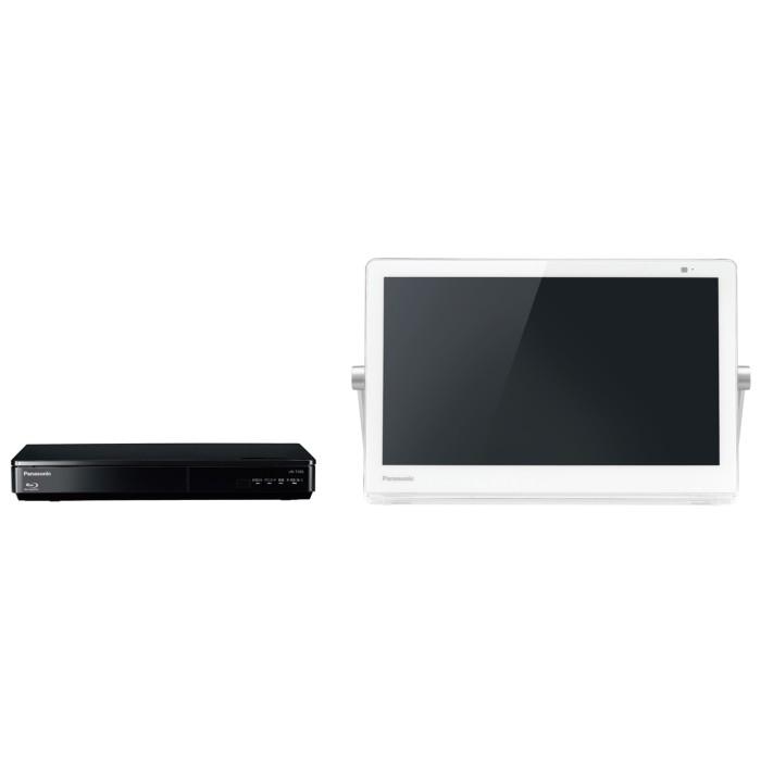 Panasonic 15V型ポータブル液晶テレビ プライベート·ビエラ UN-15TD9-W ホワイト パナソニック 【即納·送料無料】