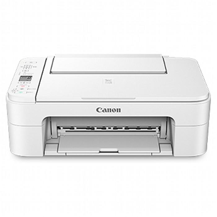 基本機能をコンパクトに Wi-Fiも手軽に使えるシンプルモデル CANON キャノン インクジェットプリンター PIXUS 送料無料 ホワイト TS3330WH いつでも送料無料 新着セール 即納