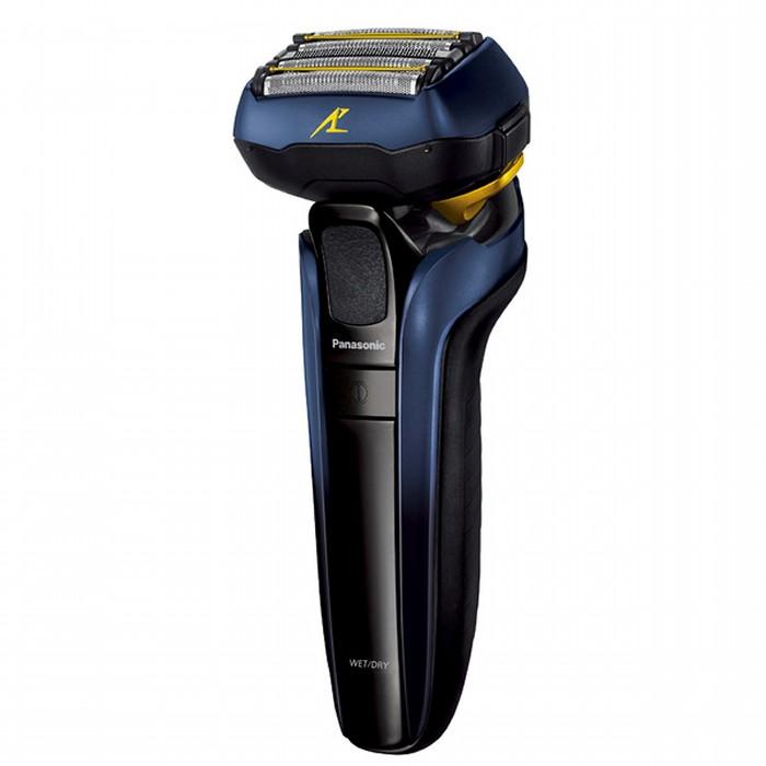 ラムダッシュ史上最高の早剃り 深剃り 肌へのやさしさ 業界No.1 Panasonic 電気シェーバー ES-LV7T-A 青 5枚刃 即納 ラムダッシュ 送料無料 パナソニック 同等品:ES-CLV7T-A 2020春夏新作