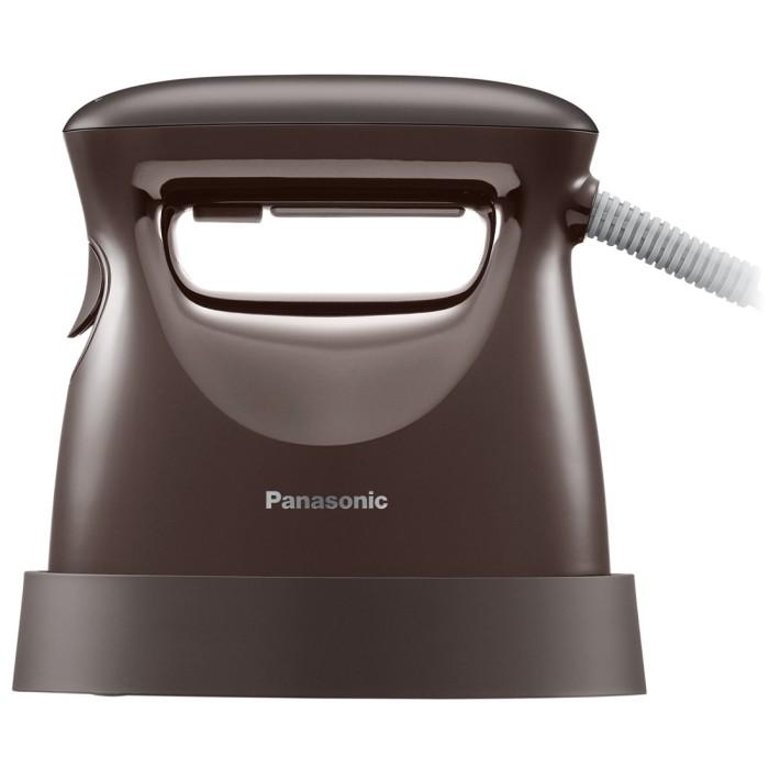さらにスピーディーに どんな向きでもしっかりシワ 流行のアイテム ニオイとり Panasonic スチームアイロン 即納最大半額 NI-FS570-T 即納 パナソニック 送料無料 ダークブラウン 衣類スチーマー