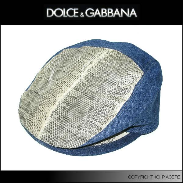 ドルチェ&ガッバーナ HT02 8404 9000 ハンチング 送料無料 新品 セール