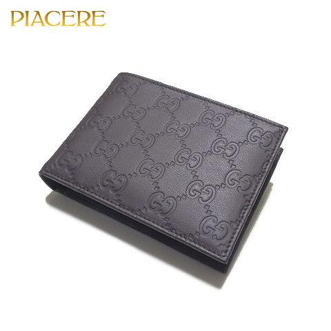グッチ 二つ折り財布 GUCCI 292534 BNJ1G 2044 メンズ 送料無料 新品 セール