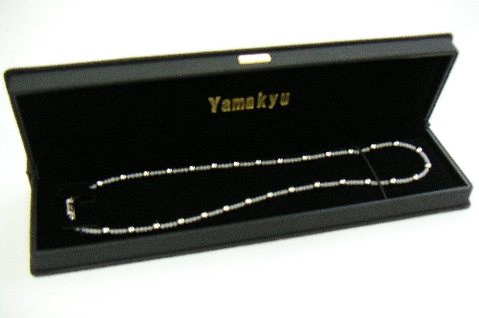 純ゲルマニウムネックレス 30粒 N型99.99999% 55cm   送料無料      10P18Oct13