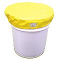 (全19色+透明色) 200Lドラム缶用保護キャップ c10r