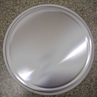 20 liters of iron open Peer cans lid, p11r belonging to outside lever band (normal can)
