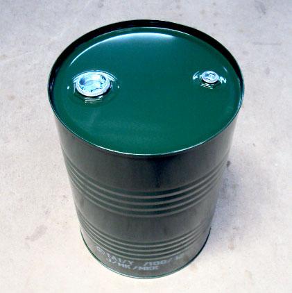 60リットル鉄製クローズドラム缶(UN仕様) d4r