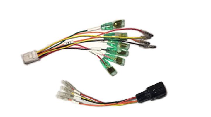 [セール]【ゆうパケット対応可能】電源ヒューズ  電源取り出し シエンタ170カスタムに ドライブレコーダーの電源取りに! 送料無料 ピカイチ トヨタ ハリアー(60系) 電源取り オプションカプラー 挿すだけ! DBA-ZSU60W DBA-ZSU65W ドラレコ 電源取りに ドライブレコーダー 日本製