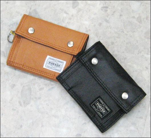 【クロネコDM便送料無料】PORTER/FREE STYLE ポーター/フリースタイル横型財布
