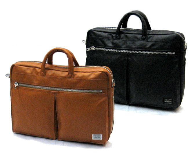 (送料込み)PORTER/FREE STYLE ポーター/フリースタイル ビジネスバッグ