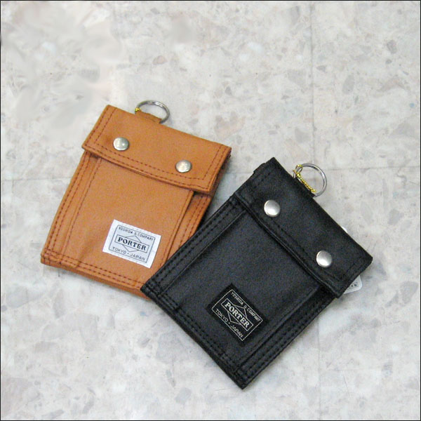 【クロネコDM便送料無料】PORTER/FREE STYLE ポーター/フリースタイル縦型財布
