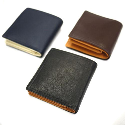 ■送料込■PORTER/DOUBLE ポーター/ダブル二つ折り財布
