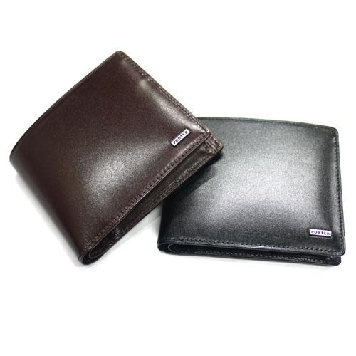 ■送料込み■PORTER/SHEEN ポーター/シ-ン 2つ折り財布(ボックス型小銭入れ)