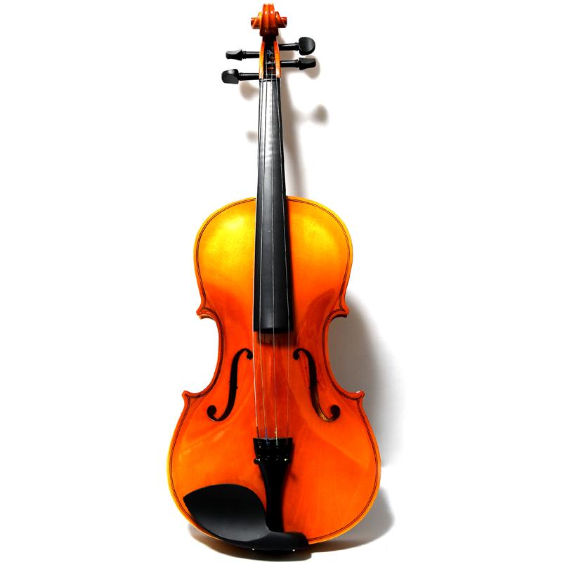 ビオラ 6点セット/本体・弓・ケース・駒・松脂・ストラップ/すぐに始めることができるセット内容/年間100セット以上の販売実績/新品 viola ヴィオラ びおら 弦楽器 フルセット 初心者用 入門用 練習用 大人用